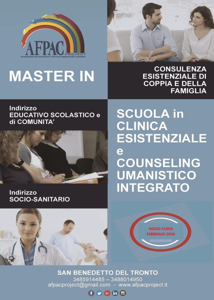 Master in Counseling